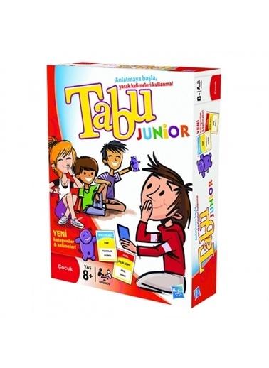 Hasbro Tabu Junior Renkli